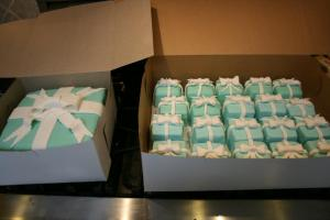 chef ed's tiffany boxes